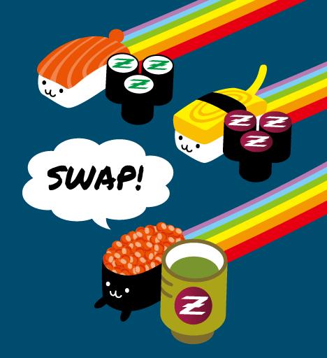 Z502 swap